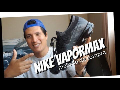 NIKE VAPORMAX después de un mes de uso. YouTube