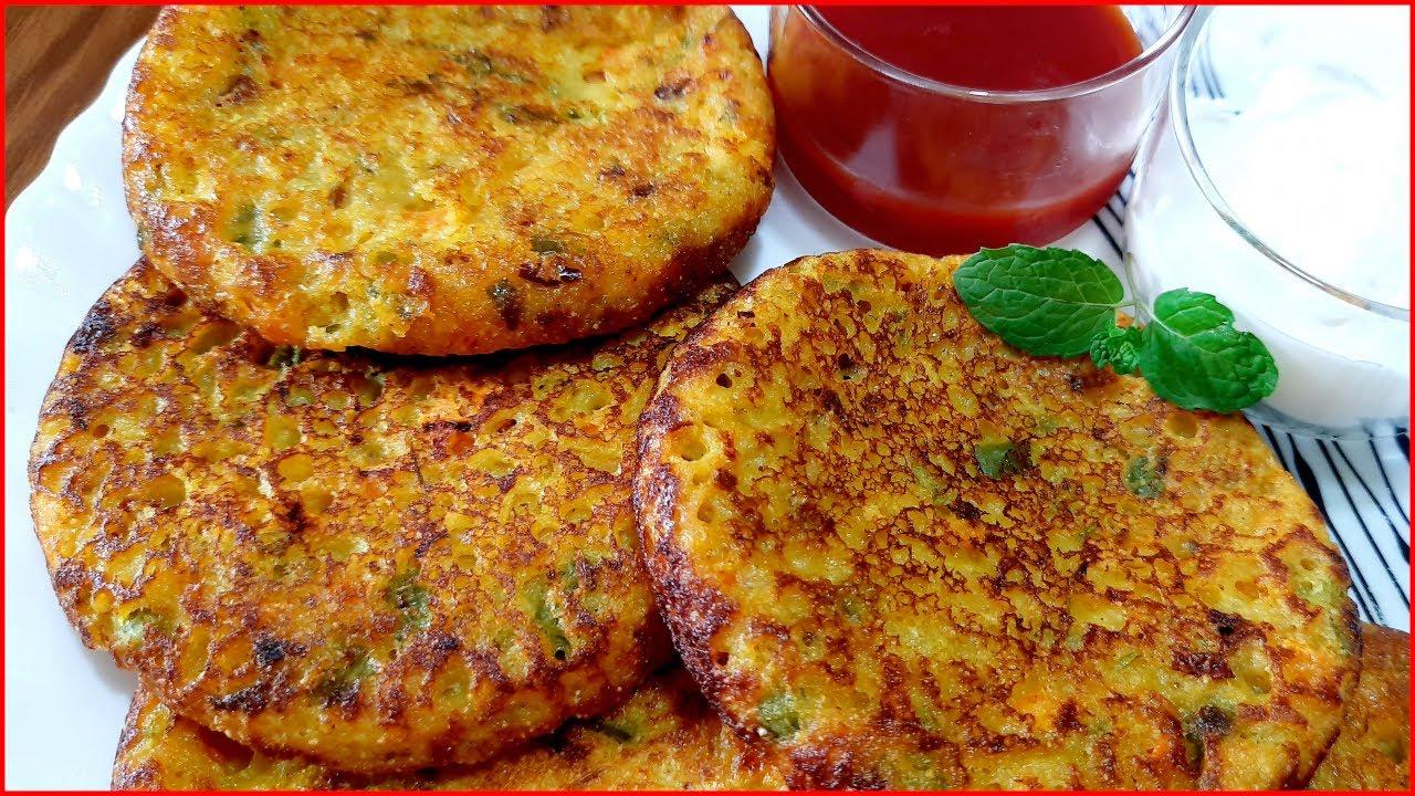 Masala nashta recipe | Breakfast recipe | Minute Sacks recipe at home from Pantoplate