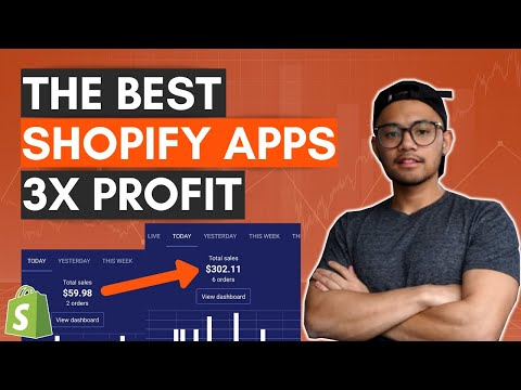 Must Have Shopify Apps To Triple Sales | Shopify Dropshipping Challenge 2020 thumbnail