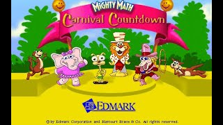 Mighty Math Carnival Countdown PC Gameplay