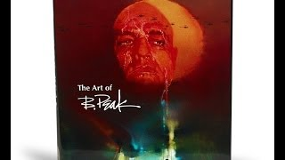 WIN : THE ART of BOB PEAK at Beyond the Marquee 2/14-2/21/14