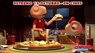 CONDORITO, LA PELICULA _ Estreno en Centro América_12 de octubre . Solo en cines