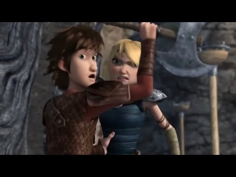 Astrid's Best And Funny Moments From HTTYD And RTTE   Astrid Compilation