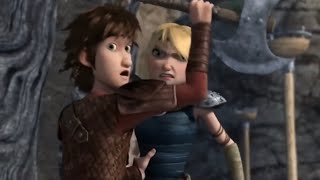 Astrid's Best and Funny Moments from HTTYD and RTTE | Astrid Compilation