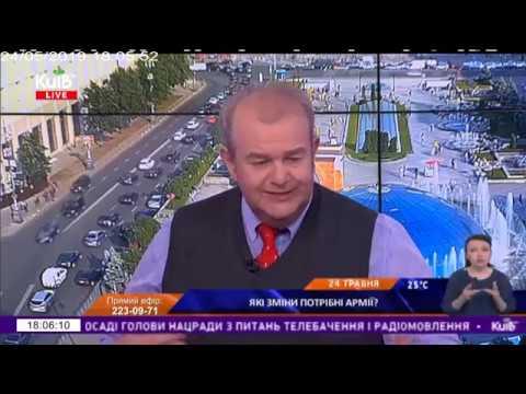 Телеканал Київ: 24.05.19 Київ Live з Василем Климчуком 18.00