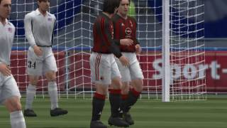 Pro Evolution Soccer 3 - 2003 - A.C. Milan VS Real Madrid C.F. (PC)