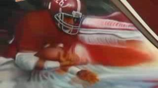 University of Alabama Football - LEGO Stadium - BurikModelDesign.com