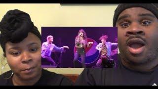 Video Camila Cabello - OMG LIVE - REACTION download MP3, 3GP, MP4, WEBM, AVI, FLV Agustus 2018