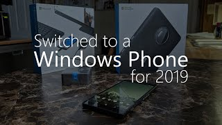 [./bA_Marnics] Switched to a Windows Phone for 2019