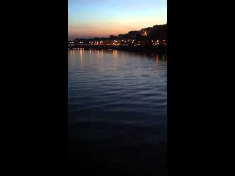 Lyon le soir