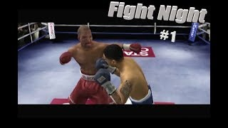 Playing Fight Night Round 2 in 2019