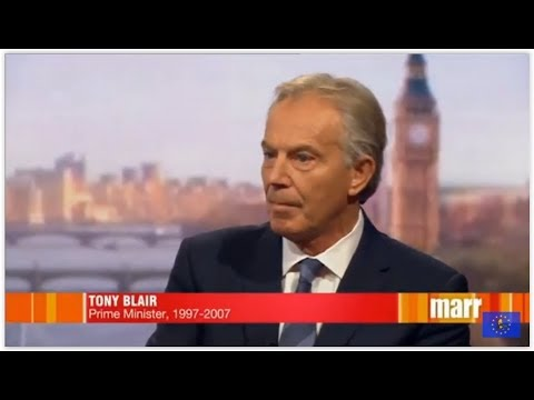 Brexit fallout: Tony Blair tougher immigration laws can stop a disastrous Brexit
