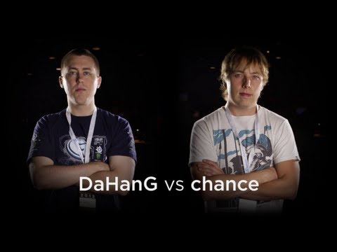 QuakeCon 2012 Tournament - DaHanG vs chance - Masters Duel Group Stage
