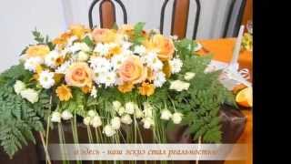 """Свадьба в стиле """"Апельсин в Шоколаде"""" 13.09.2014 www.prazdnik-life.ru"""