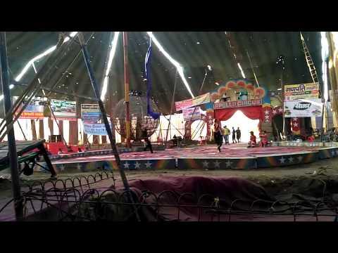 Aaja m hawao me uda k le chalu- best circus video