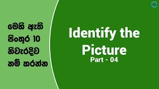 Identify the Picture - Part 04 | Shanethya TV