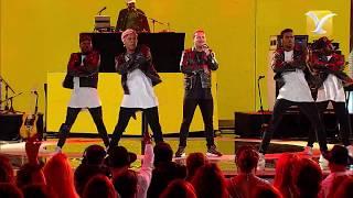 J Balvin - Tranquila - Festival de Viña del Mar  2017 - HD 1080p