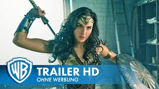 WONDER WOMAN - Trailer #3 Deutsch HD German (2017)