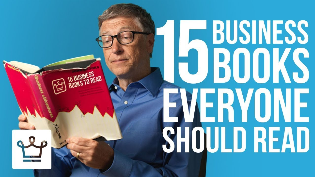 15 Business Books Everyone Should Read Youtube
