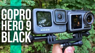 Gopro Hero 9 Black vs DJI Osmo Action - Which Is the Best Trail Running / Hiking / Adventure Camera?