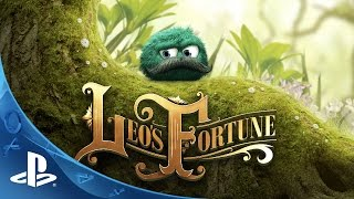Leo's Fortune - HD Edition: Gameplay Trailer | PS4