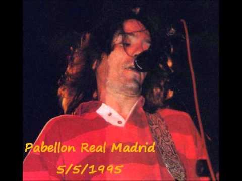 Extremoduro - Necesito Drogas y Amor - Directo Pabellón Real Madrid 5/5/1995