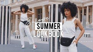 Summer Lookbook || Europe