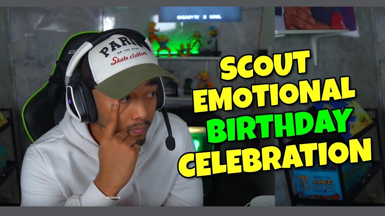 Scout Emotional Birthday Celebration ❤️