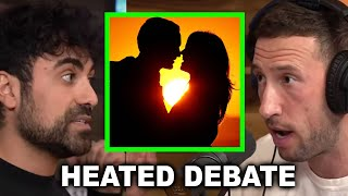 GEORGE & MIKE'S HEATED DEBATE ON LOVE & RELATIONSHIPS