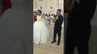 Песня брату на свадьбе от сестрёнок Куаныш & Акзат