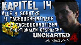 Uncharted 4 Alle Schätze Guide - Kapitel 14: Mit mir im Paradies - Uncharted 4 Schätze Locations