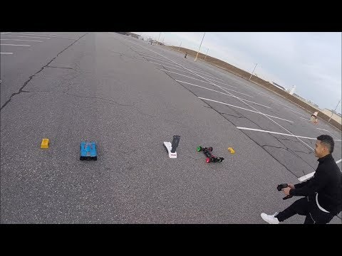Rc Drag Racing 132ft No Prep part 2