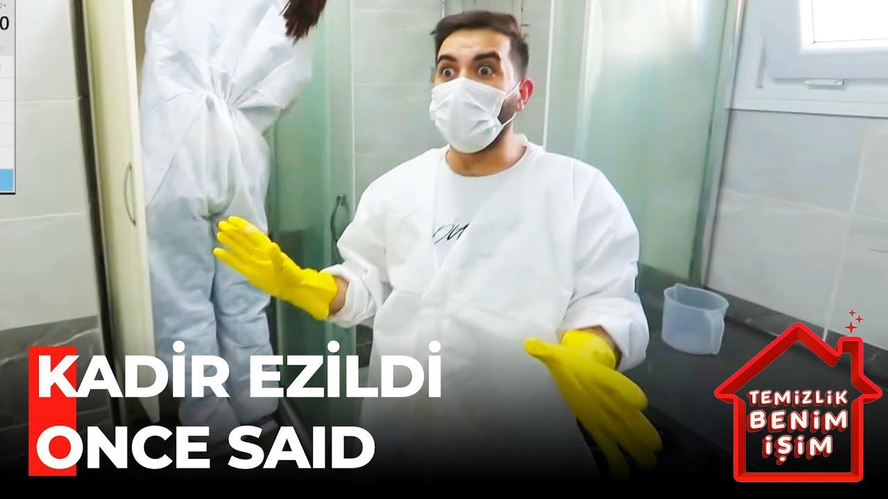 Kadir Ezildi Once Said - Repliklerle Temizlik Benim İşim