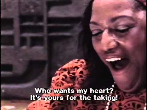 Jessye Norman sings Carmen - Seguidilla - Près des ramparts de Séville