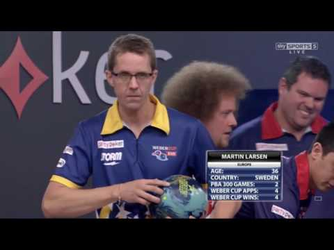 Weber Cup 2016 - Day 1 - Match 1 [Baker]