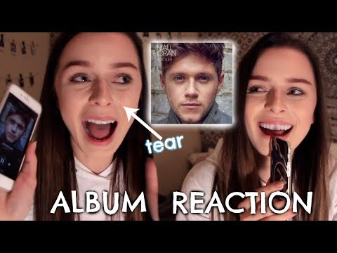 NIALL HORAN FLICKER ALBUM REACTI
