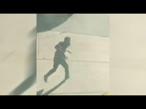 New video of suspect accused of ramming people in Manhattan
