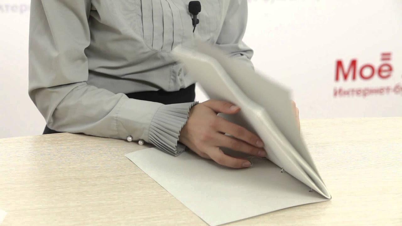оформить журнал входящих документов и внести зипись