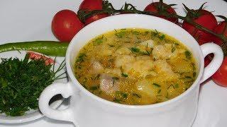 Суп из моего детства ЗАТИРУХА. (рецепт на оборот)
