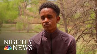Awet Beraki was kidnapped from his native Eritrea as a child, held ...