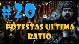 II Пуническая война. Битва в испанском лесу. Potestas Ultima Ratio.  [20 серия]
