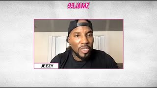 Jeezy Speaks on Verzuz Battle With Gucci Mane, His New Album & More!
