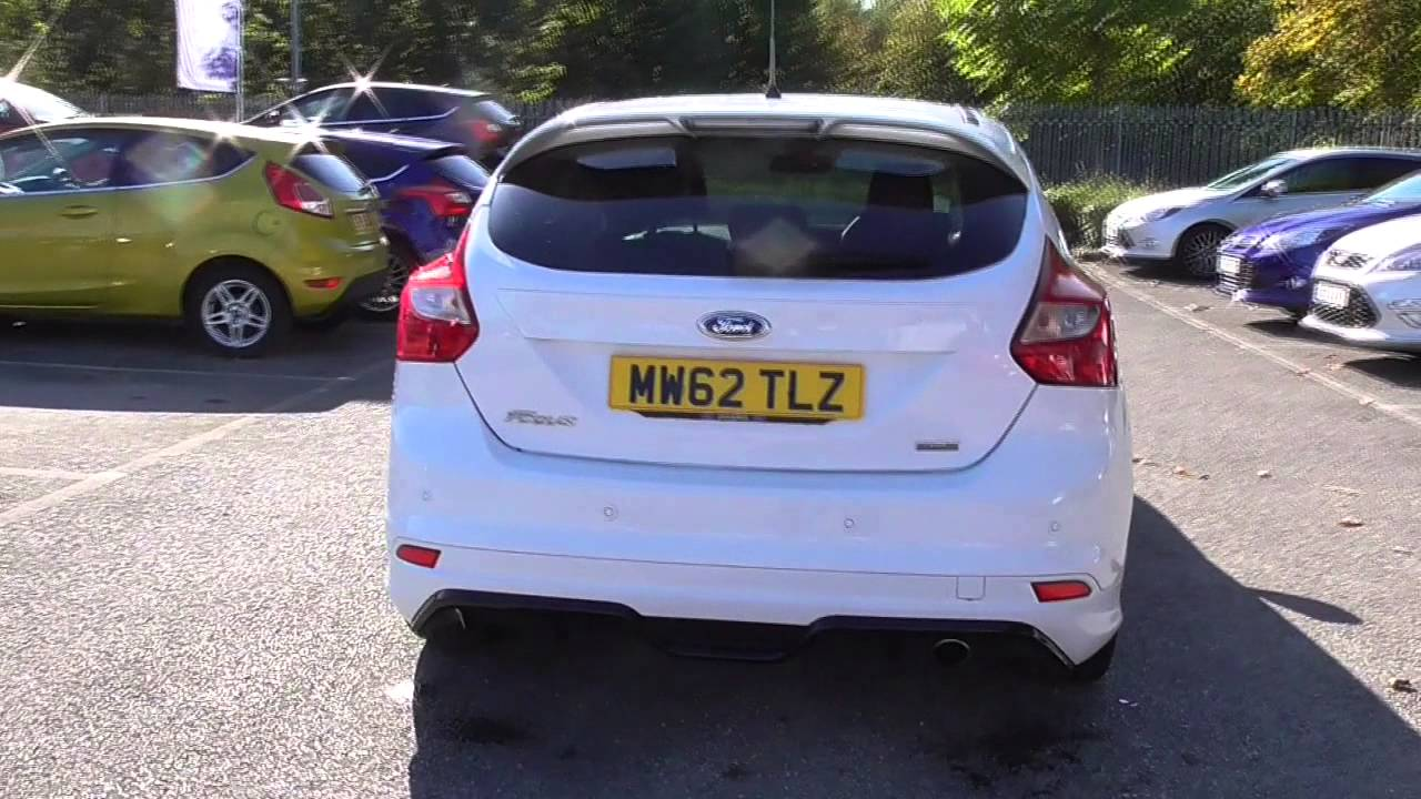 ford focus 1.6 182 ecoboost zetec s 5dr u110813 - youtube