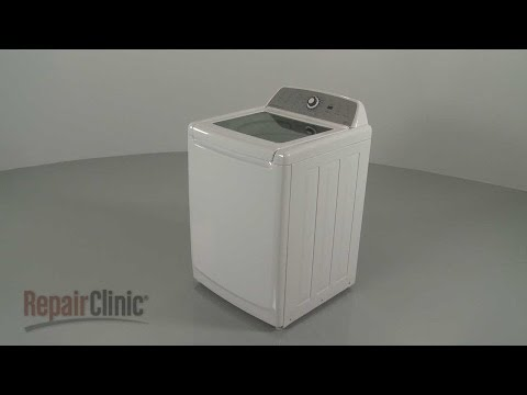Frigidaire Affinity Top-Load Washer Disassembly
