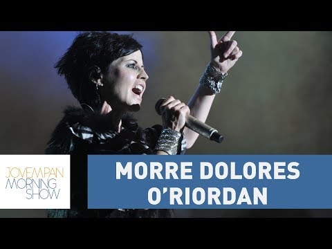 Morre Dolores O'Riordan, vocalista do The Cranberries