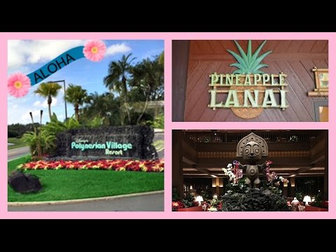 Disney | Walt Disney World Vacation Polynesian Review Vlog