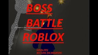 ROBLOX BATTLING THE MEGATON!