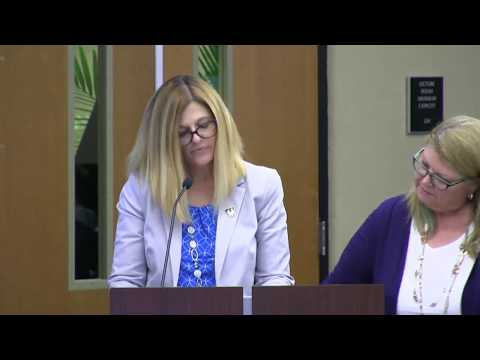 Tennessee Tech Board of Trustees August 2017 Meeting