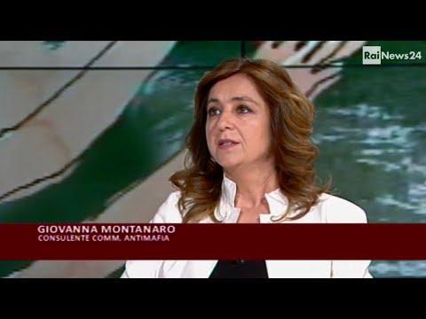 RaiNews24 su Giovanna Galatolo pentita di mafia con Giovanna Montanaro