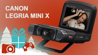 Canon Legria Mini X - optimale Kamera für Youtube I marcusfotos.de